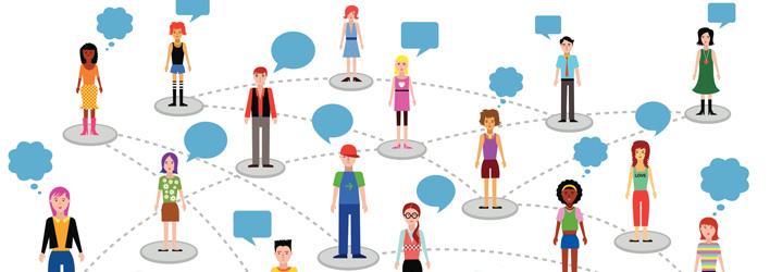 creare una rete di contatti
