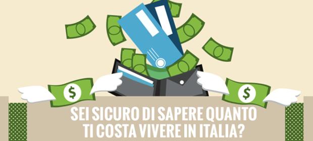 quanto costa vivere italia