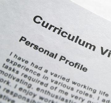 CV-Personal-Profile