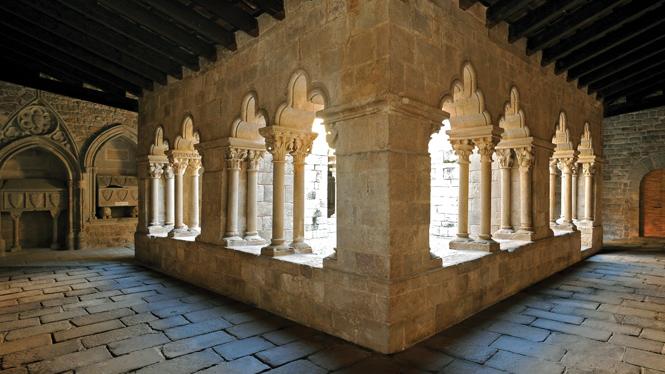 Il Monastero di Sant Pau del Camp a Barcellona