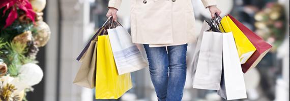 Fare shopping nel quartiere di Borne a Barcellona
